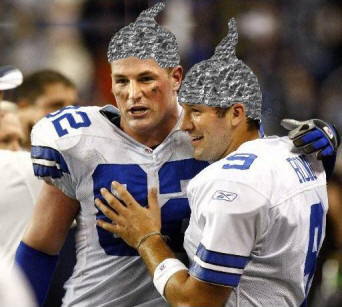 Tony Romo Jason Witten Conspire against TO