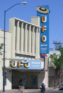 International UFO Museum and Research Center - Roswell, NM