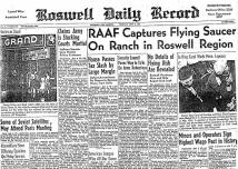 Roswell Daily Record - July 8, 1947