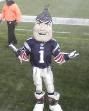 Patriot Pat with Tin Foil